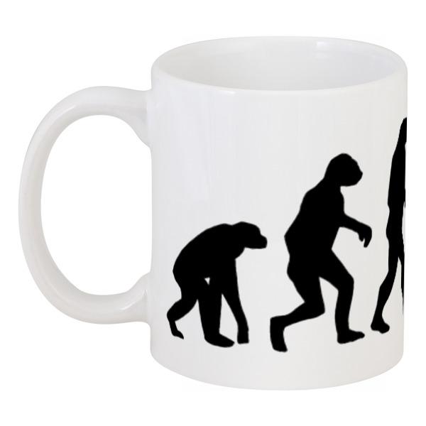 Printio Кружка Эволюция