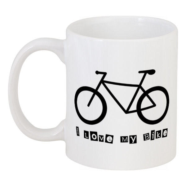 Printio Кружка I love my bike