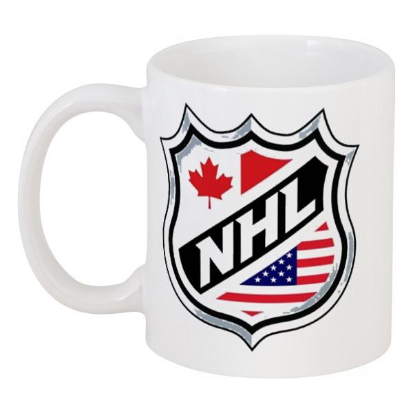 Printio Кружка Национальная хоккейная лига