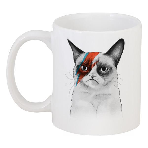 Printio Кружка Грустный кот (grumpy cat)