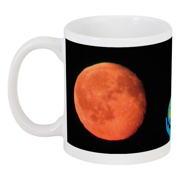 Printio Кружка Луны и земля