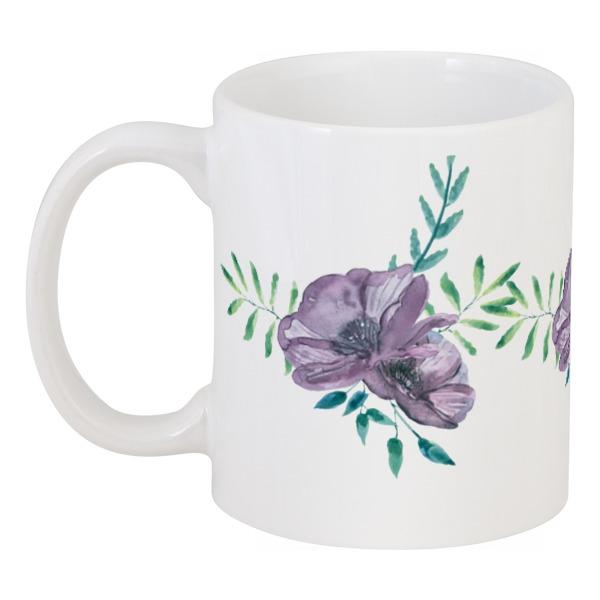 Printio Кружка Лиловый чай