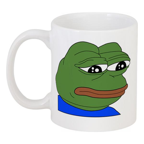 Printio Кружка Sad frog