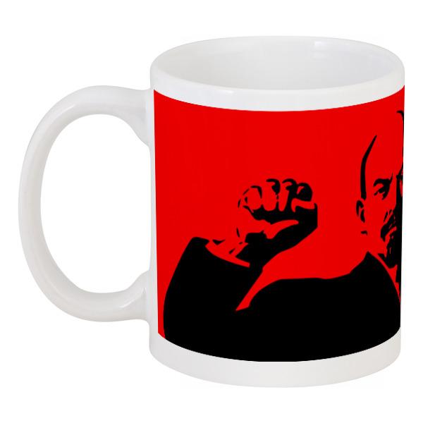Printio Кружка Ленин жив!