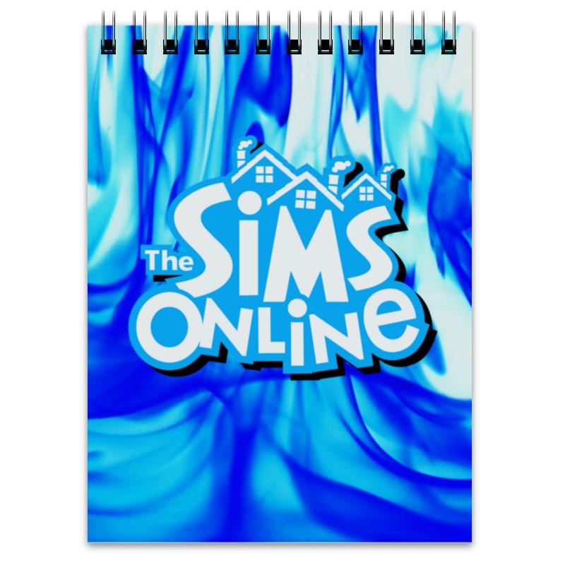 Printio Блокнот Sims online