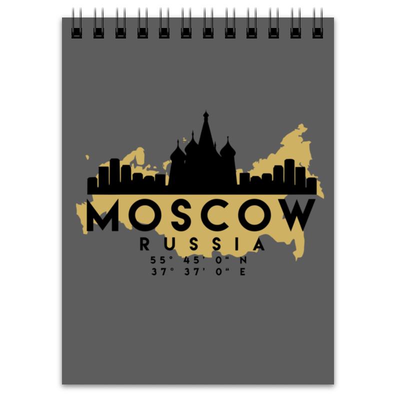 Printio Блокнот Москва (россия)