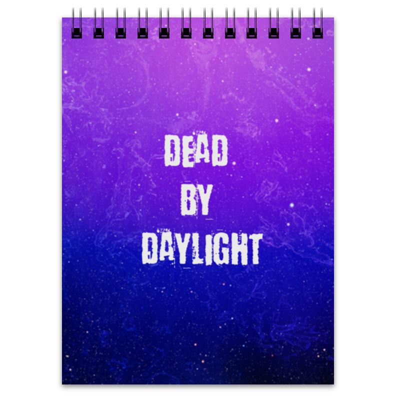 Printio Блокнот Dead by daylight printio блокнот dead by daylight