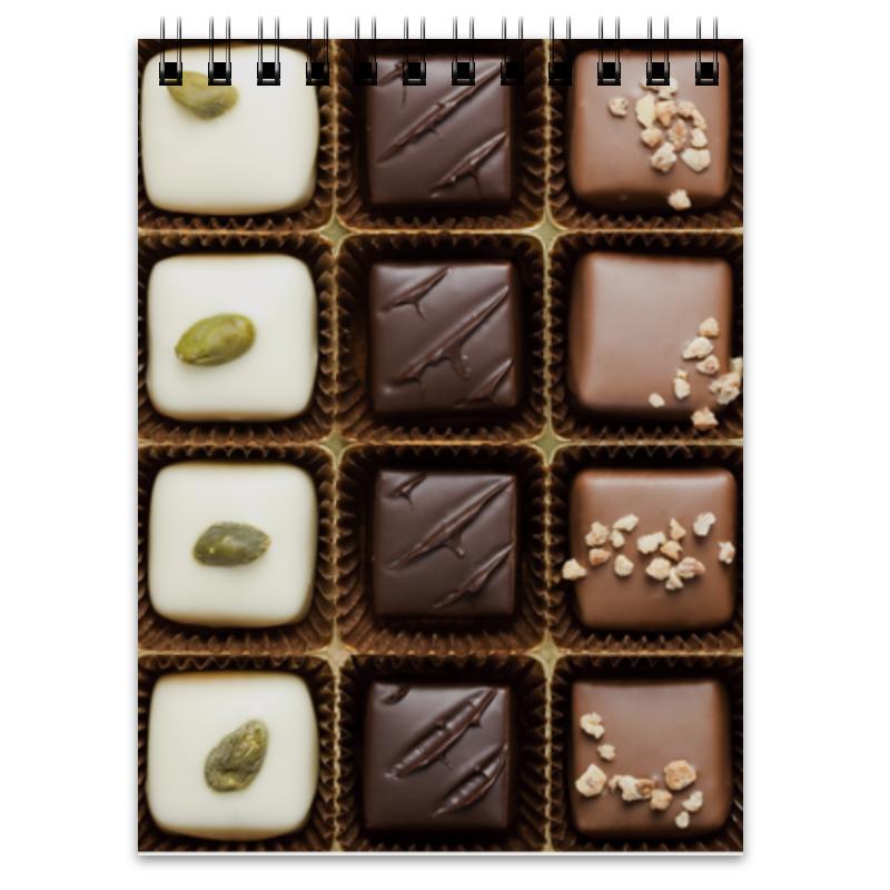 printio блокнот шоколад Printio Блокнот шоколад