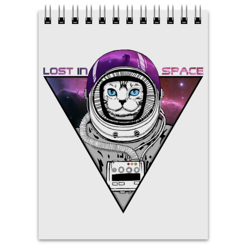 Printio Блокнот Lost in space