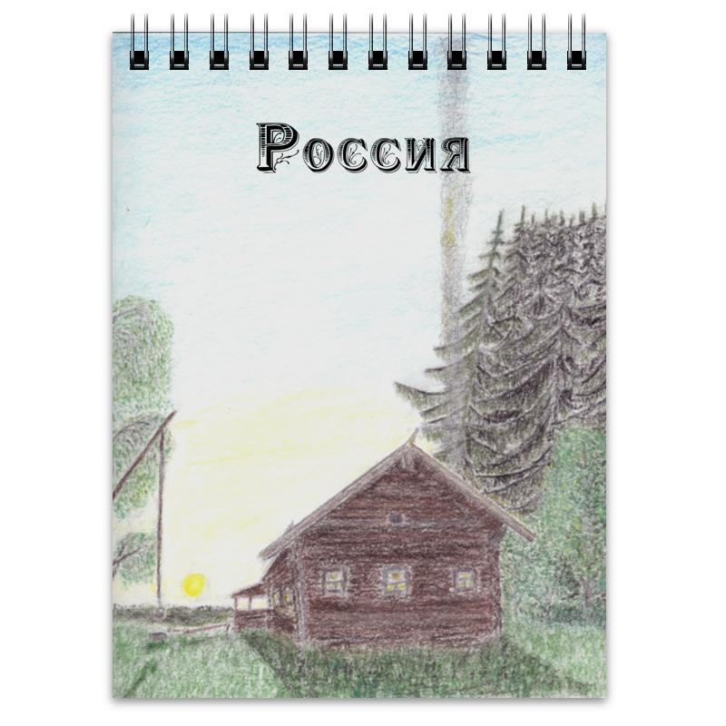Printio Блокнот Русский север