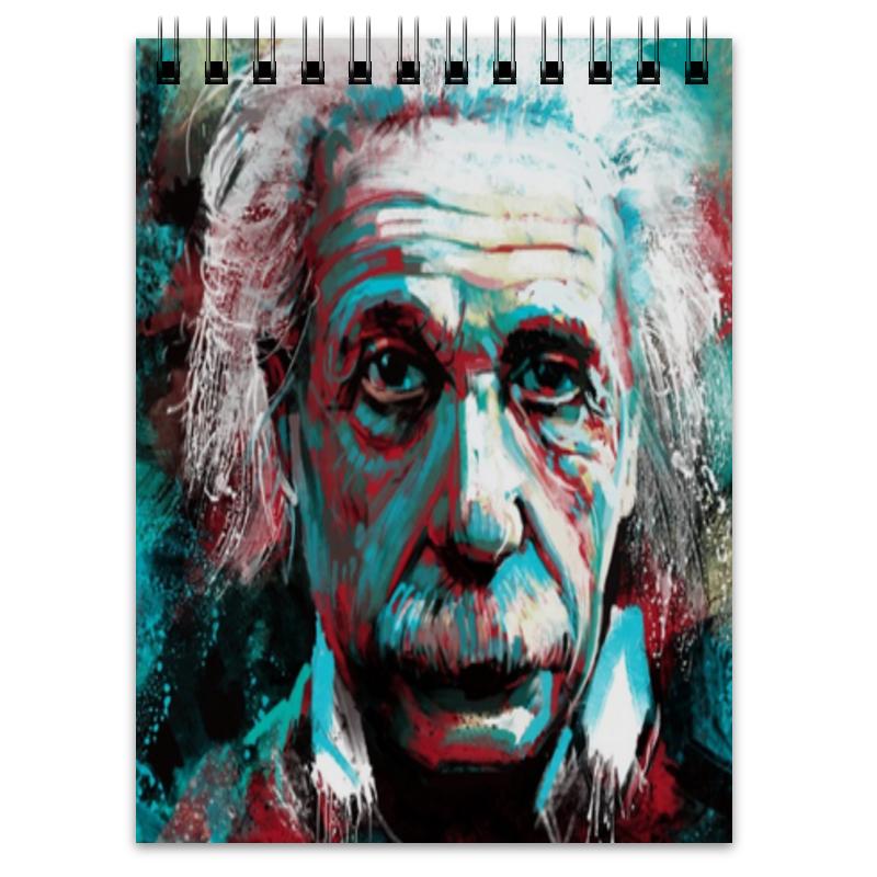 Printio Блокнот Альберт эйнштейн