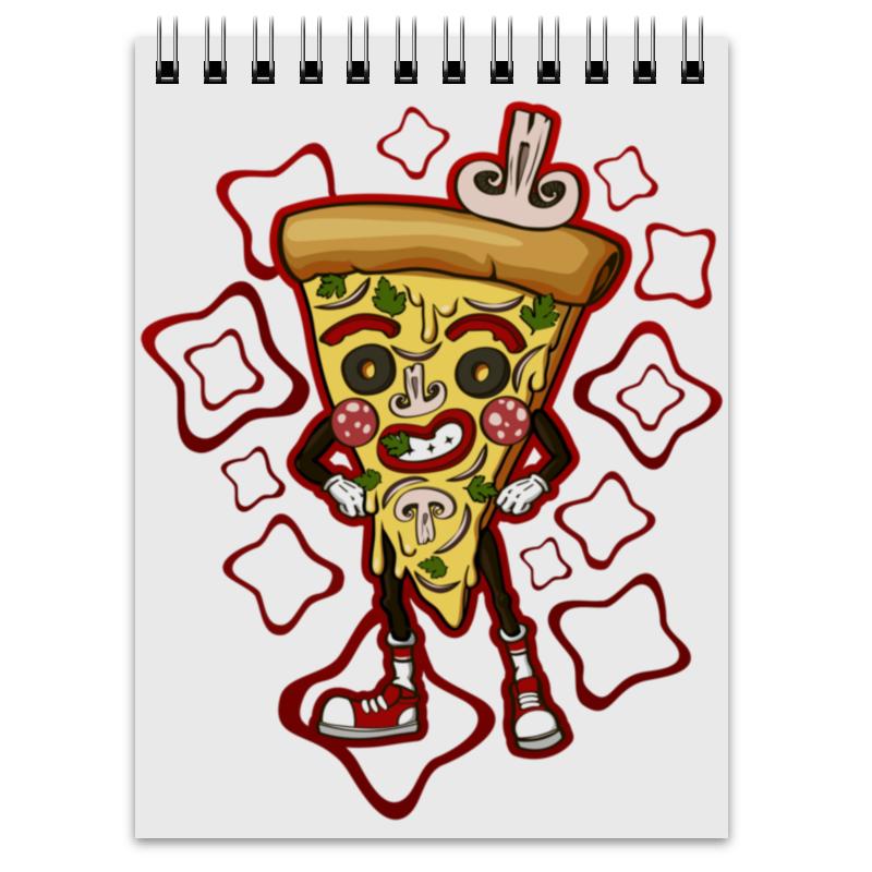 александр рей я – мистер фримен блокнот трансформационный артефакт 3 Printio Блокнот Мистер пицца