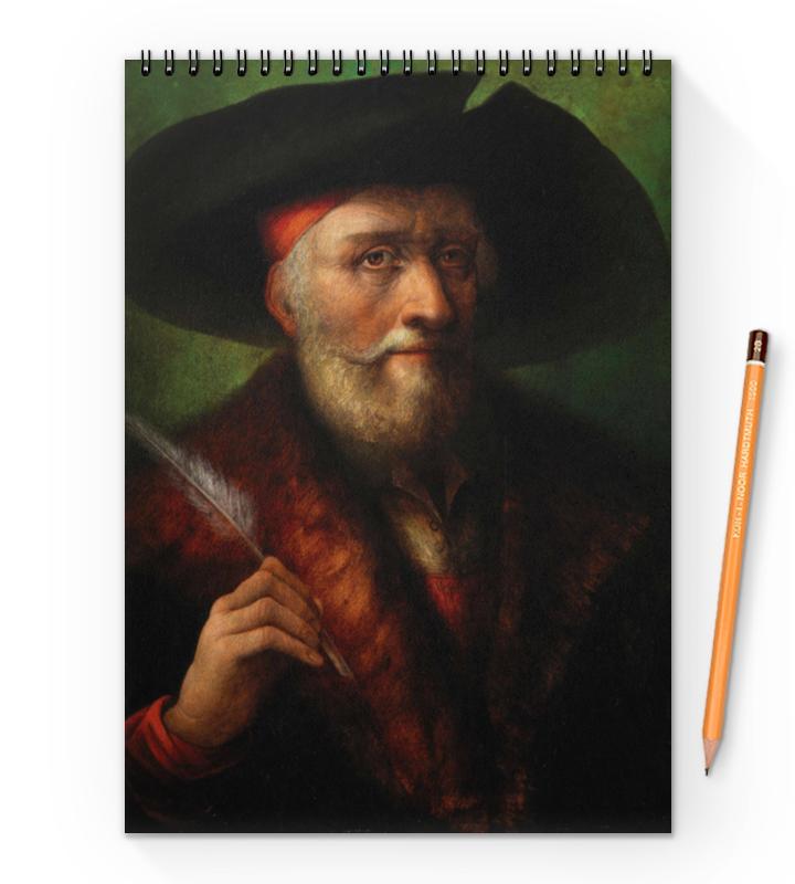 Printio Блокнот на пружине А4 Albrecht dürer stacey bieler albrecht dürer