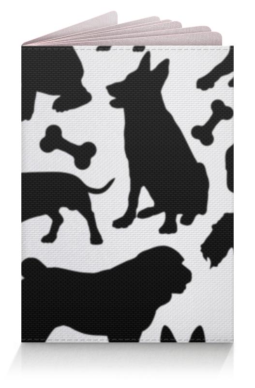 Printio Обложка для паспорта Собаки