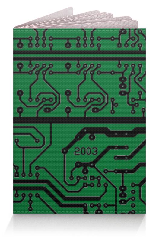 Printio Обложка для паспорта Электроника