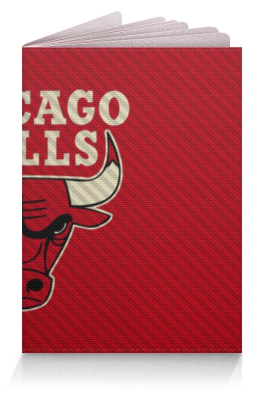 Printio Обложка для паспорта Чикаго буллз