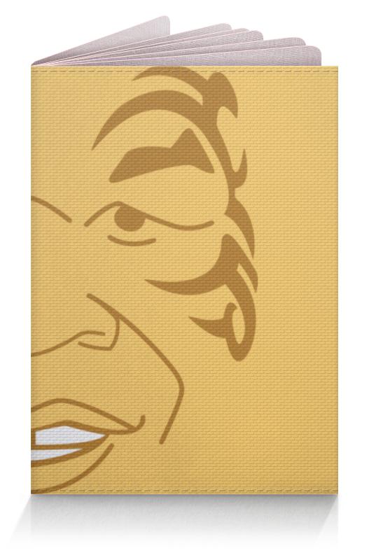 Printio Обложка для паспорта Майк тайсон (mike tyson) обложка для паспорта printio майк тайсон mike tyson