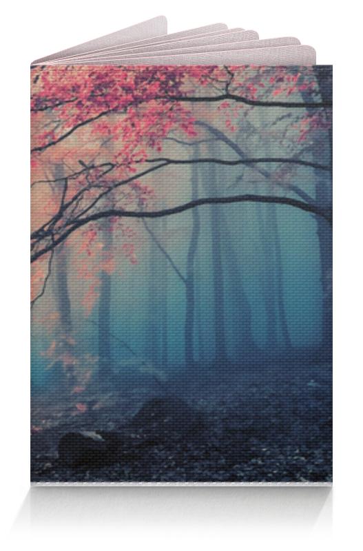 Printio Обложка для паспорта Цветение сакуры