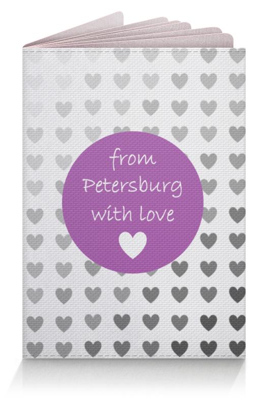 Printio Обложка для паспорта Петербург