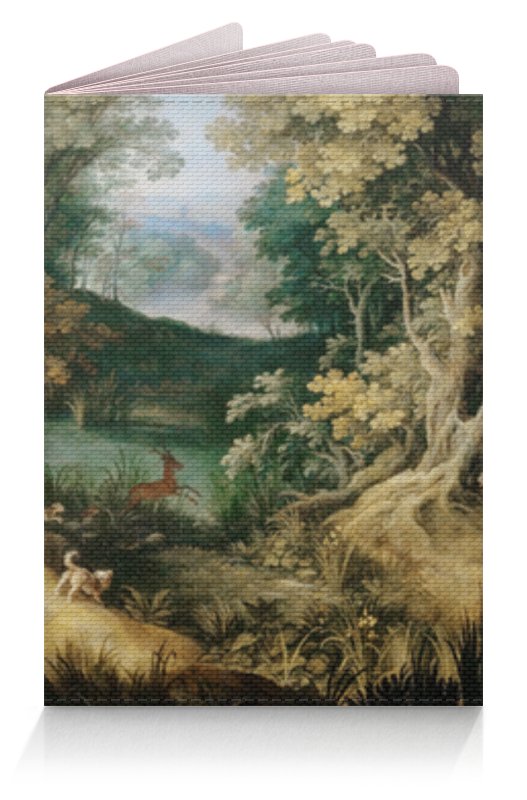 Printio Обложка для паспорта Картины картины