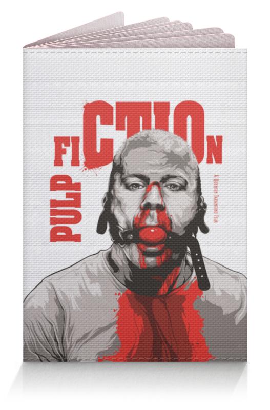 Printio Обложка для паспорта Pulp fiction (брюс уиллис)