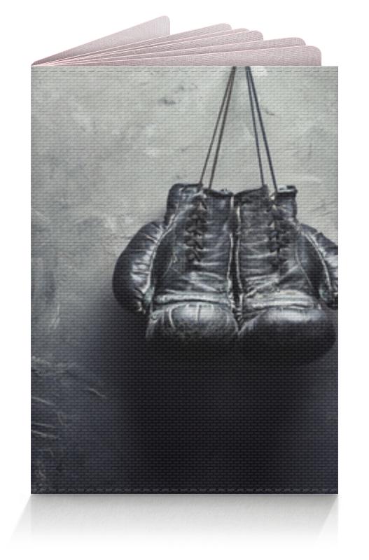 Printio Обложка для паспорта Боксерские перчатки