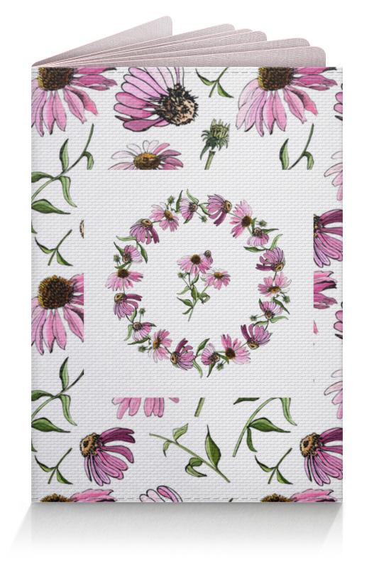 Фото - Printio Обложка для паспорта Цветок розовой эхинацеи printio обложка для паспорта цветок розовой эхинацеи