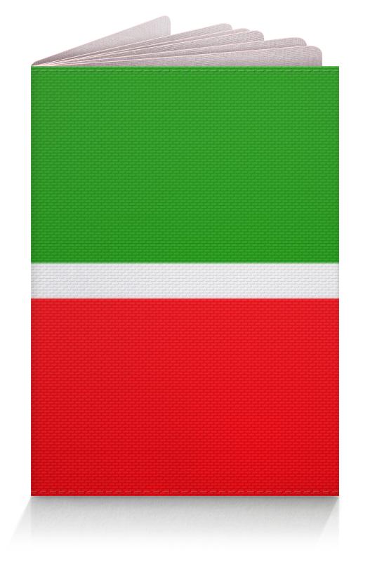 Printio Обложка для паспорта Флаг татарстана