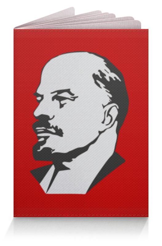 Фото - Printio Обложка для паспорта Ленин.ссср printio обложка для паспорта обложка для паспорта