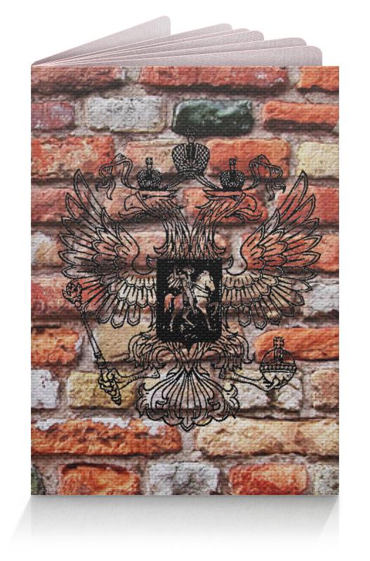 Printio Обложка для паспорта Кирпичики