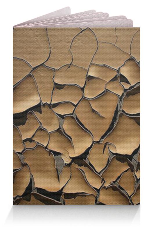 Printio Обложка для паспорта Пустынный