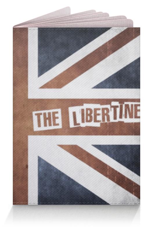 Printio Обложка для паспорта The libertines