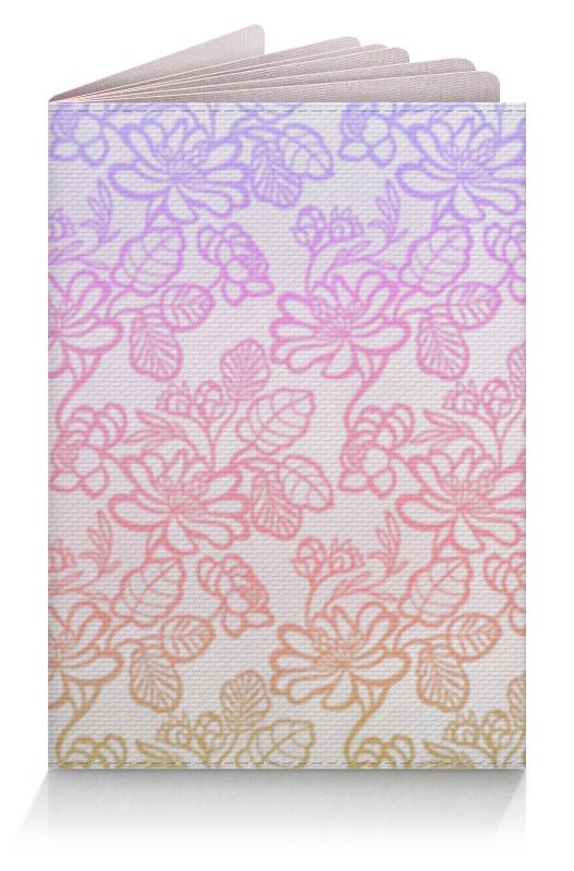 Фото - Printio Обложка для паспорта Цветок printio обложка для паспорта цветок розовой эхинацеи