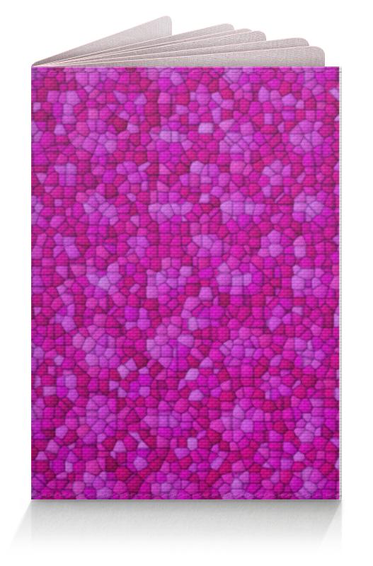 Printio Обложка для паспорта Purple printio обложка для паспорта detroit