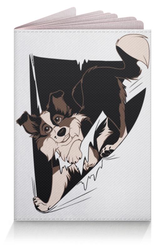 Фото - Printio Обложка для паспорта Собака ( dog ) printio обложка для паспорта собака dog