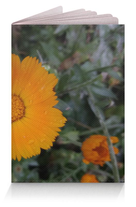 Printio Обложка для паспорта Летние цветы