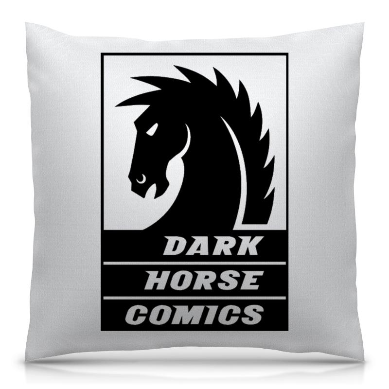 printio dark horse comics Printio Подушка 40x40 см с полной запечаткой Dark horse comics