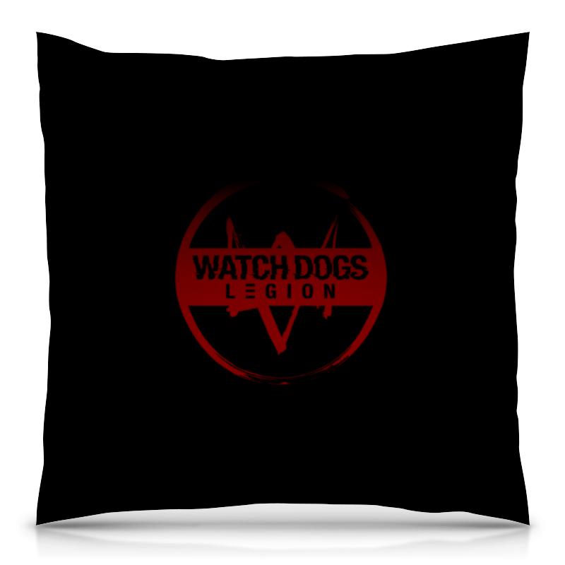 Printio Подушка 40x40 см с полной запечаткой Watch dogs legion printio подушка 40x40 см с полной запечаткой watch dogs