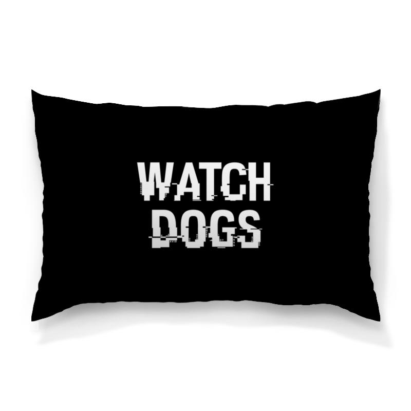 Printio Подушка 60x40 см с полной запечаткой Watch dogs printio подушка 40x40 см с полной запечаткой watch dogs
