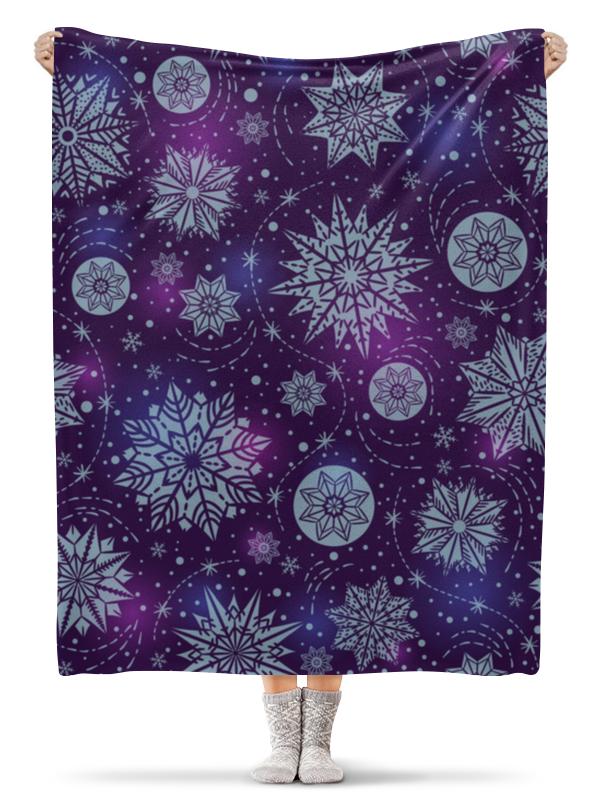 Фото - Printio Плед флисовый 130×170 см Новогодний printio плед флисовый 130×170 см красные маки на белом фоне