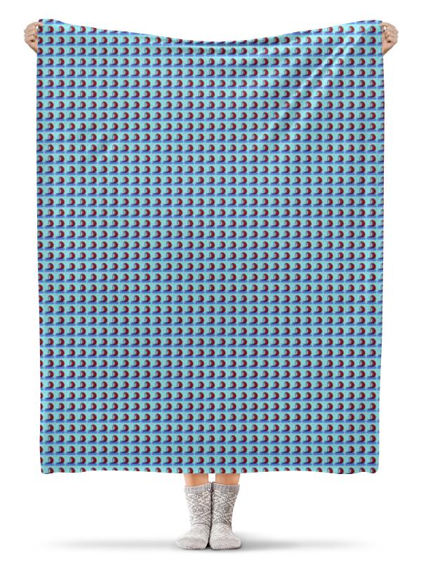 Printio Плед флисовый 130×170 см Алые паруса