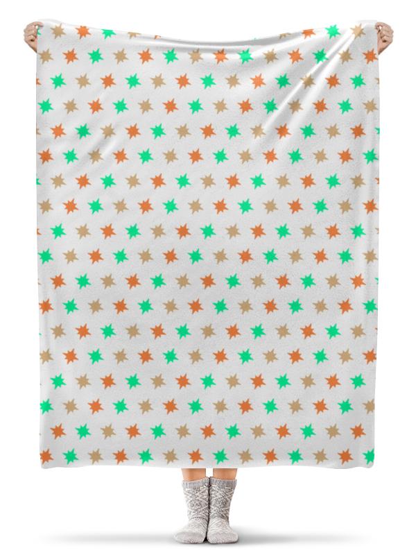 Фото - Printio Плед флисовый 130×170 см Звезды printio плед флисовый 130×170 см красные маки на белом фоне