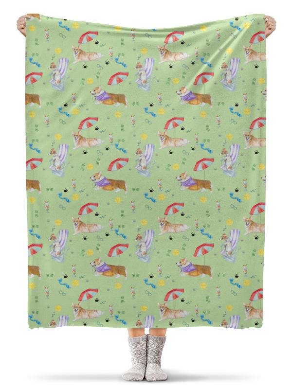 Printio Плед флисовый 130×170 см На отдых!