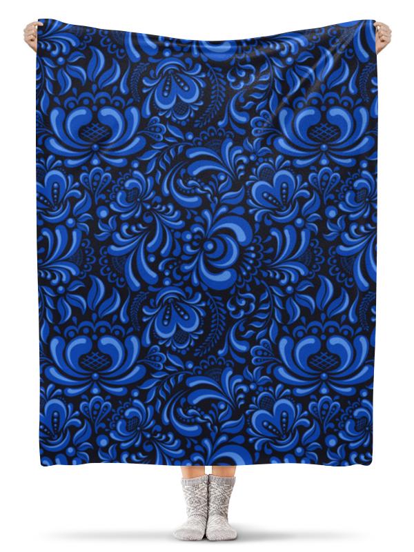 Фото - Printio Плед флисовый 130×170 см Роспись printio плед флисовый 130×170 см красные маки на белом фоне