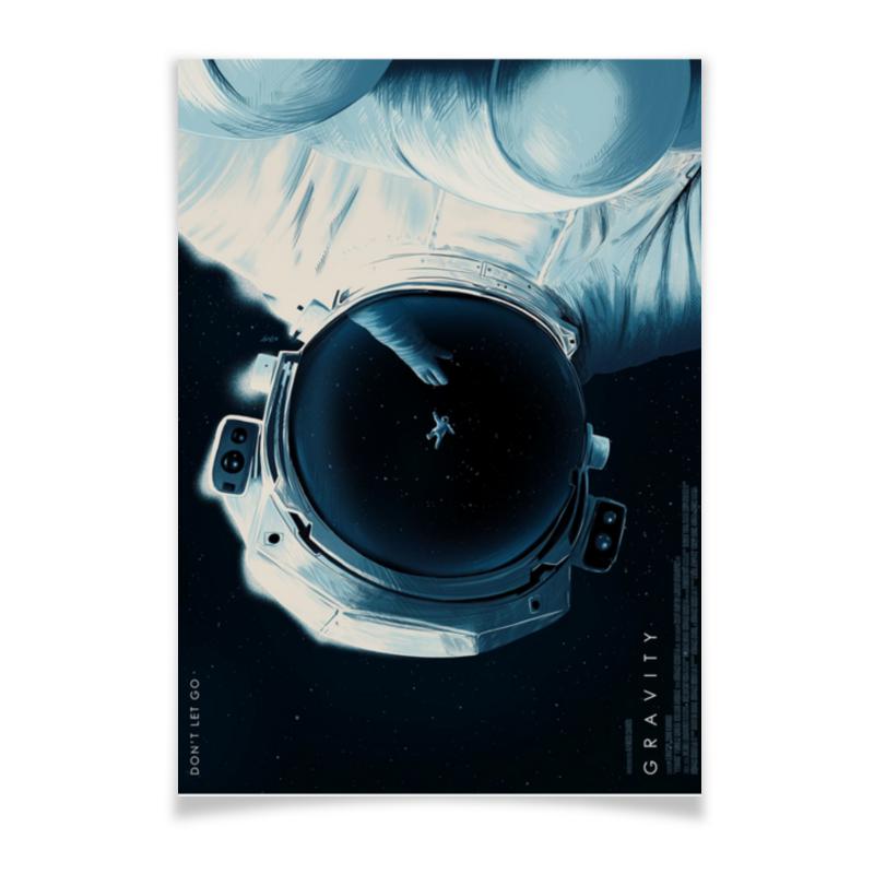 Printio Плакат A3(29.7×42) Гравитация / gravity