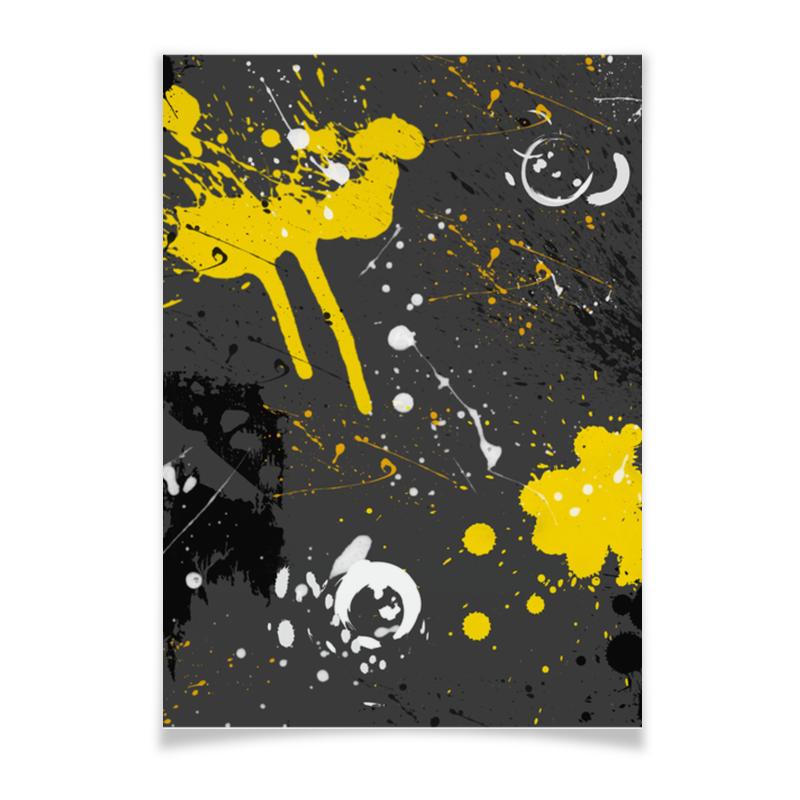 Printio Плакат A3(29.7×42) Плакат абстракция printio плакат a3 29 7×42 хаос