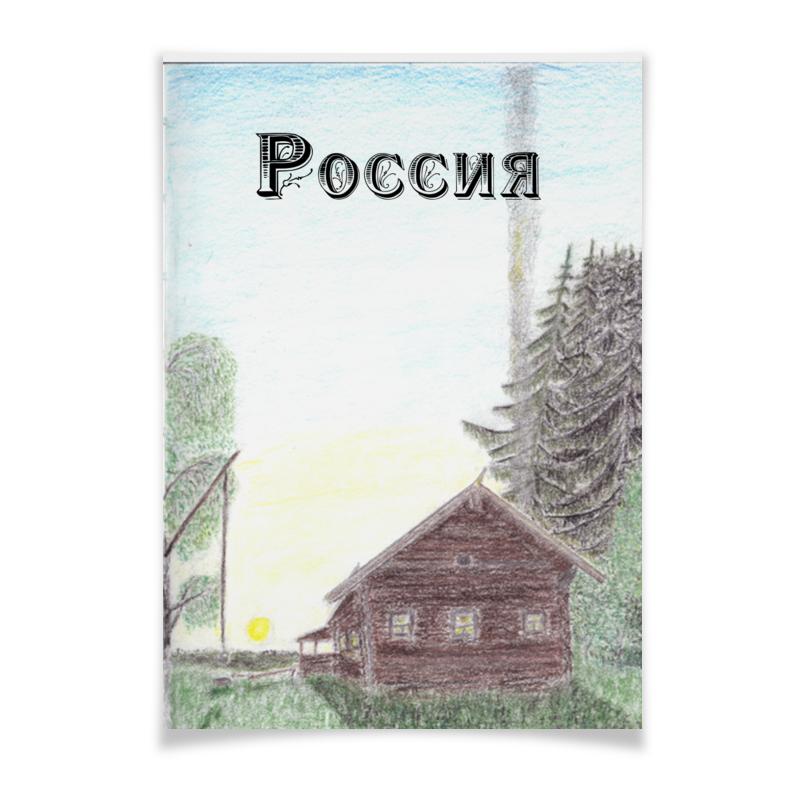 Printio Плакат A3(29.7×42) Русский север