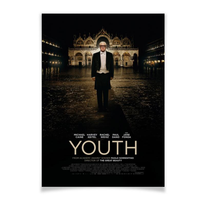 Printio Плакат A3(29.7×42) Молодость / youth