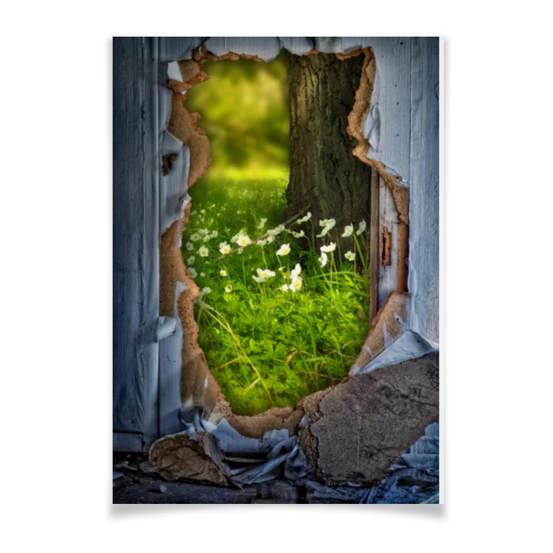 Printio Плакат A3(29.7×42) Дорога счастья