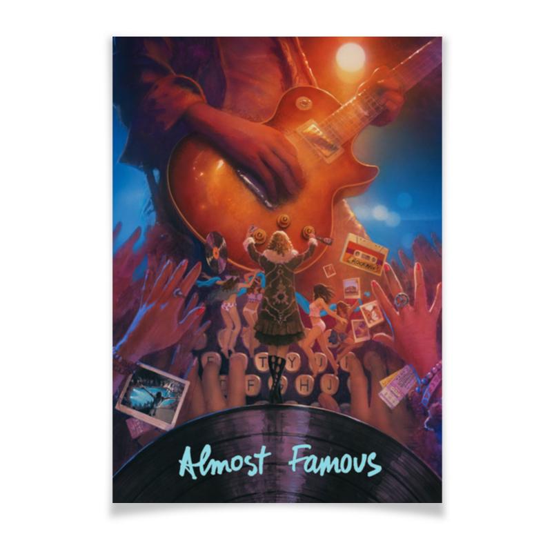 Printio Плакат A3(29.7×42) Почти знаменит / almost famous